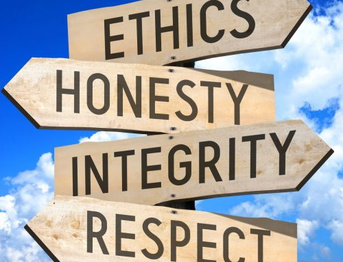 An Ethical Australia with Ethical Behaviour