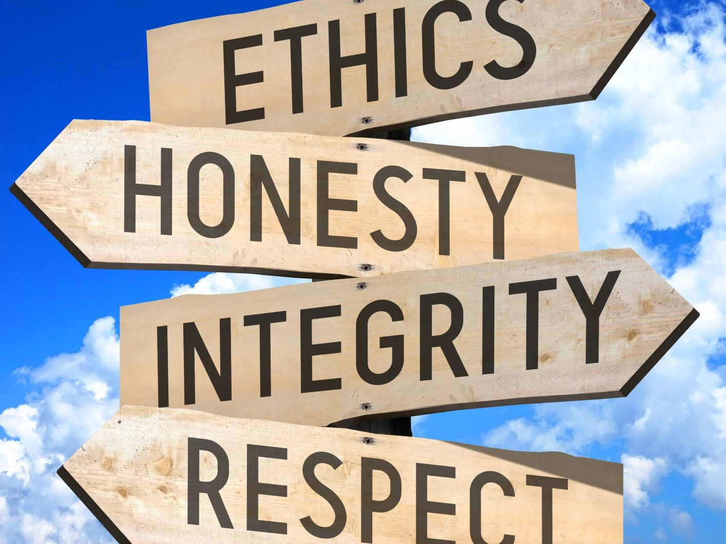 An Ethical Australia with Ethical Behaviour