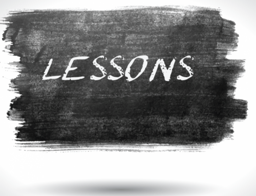 The importance of lessons learned and audits